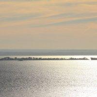 Закат на Финском заливе :: Михаил Лесин