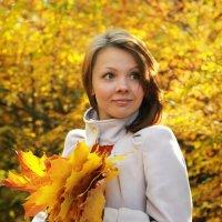 В осенних красках :: Nataliya Belova