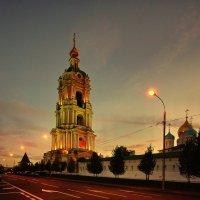 новоспасскиий монастырь :: Александр Шурпаков
