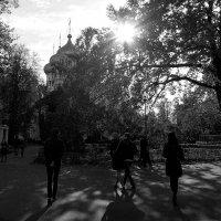 К храму :: РАИСА Osipova