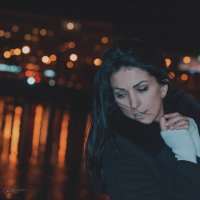 В свете огней :: Nina Zhafirova