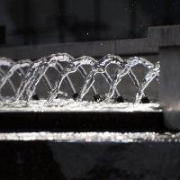 Короткий полет воды :: Владимир Клещёв