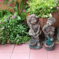 В Таиланде улицы украшают забавными миниатюрами :: Владимир Шибинский