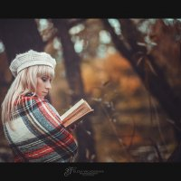 Хорошо, что есть осень, она нежно и аккуратно готовит нас к холодам. Любимая осень. Время размышлени :: Lena Vachovskaya