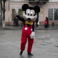 Міккі Маус у моєму місті :: Юрій Федчак