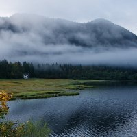 Туман и озеро :: Вальтер Дюк