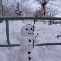 Снеговик :: Cory Степко