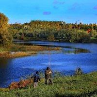 октябрь парк митино москва :: юрий макаров