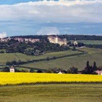 Бургундский пейзаж :: Дмитрий Бурнос