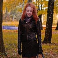 Настроение Осень :: Марина Головатюк