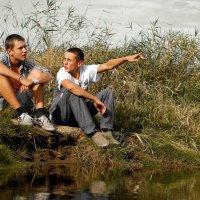 Хорошо в деревне летом) :: Андрей Гуров