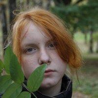Осенний портрет :: esadesign Егерев