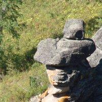 Голова из камней :: Татьяна Антропова