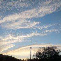 Какое небо... :: Юрий Бомштейн