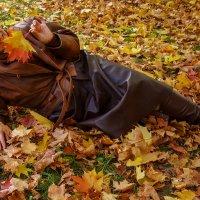 Осень, осень, ну давай у листьев спросим... :: Ирина Приходько