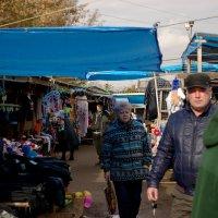 Рынок :: Gimp Fanat Евгений Щербаков