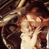 Отец и Дочка :: Ильдар Мухамадиев