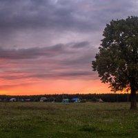 Необычный закат :: Ильдар Мухамадиев