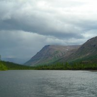 Река Иркинда :: Александр Хаецкий