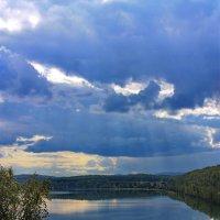 Небесная синь... :: Наталья Юрова