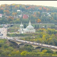 Смоленск. Вид с башни Веселуха. :: Игорь