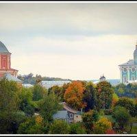 Осеннний Смоленск. :: Игорь