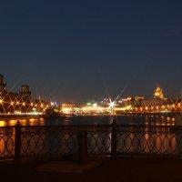 Столица в огнях :: Larisa Ulanova