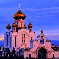 белый храм :: Олег Рыжков