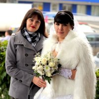 Подружка с невестой :: Ангелина Разумовская