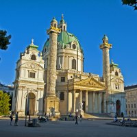 The Church in Vienna :: Roman Ilnytskyi