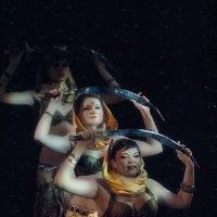 Танец с саблями (SOLARIS 2013) :: Наталия Шишкина