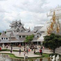 Комплекс Белого храма, Таиланд, Чанграй :: Владимир Шибинский
