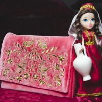 Крымско-татарская кукла :: Энвер Джанджак