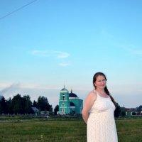 Есть женщины в русских селеньях... :: Борис Русаков