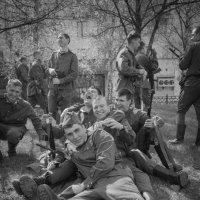 День Победы в старом образе :: Александр Таннагашев