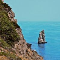 Крымский пейзаж. :: Edward J.Berelet