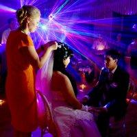 Свадебный креатив.Снятие фаты. :: Надежда Чернявская
