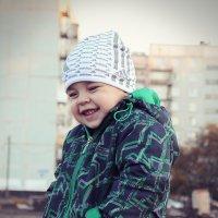 Веселый парень :: Надежда Батискина