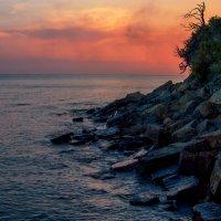 Краски заката :: Оксана Парубина