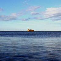 Вид с городского пляжа :: Юрий К