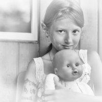 Какое имя кукле дать? :: Ирина Данилова