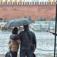 А любящие смотрят в одну сторону :: Ирина Данилова