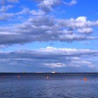 Городской пляж :: Юрий К