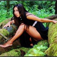 Из сказок про лесных фей :: Igor Veter