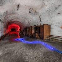 Секретный бункер в горе :: Данил Антонов