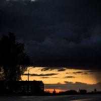 свинцовое небо :: Артём Русак