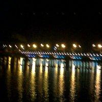 Южный Буг ночью :: Натали Жоля
