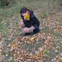 Люблю осень :: Александра Юшенко