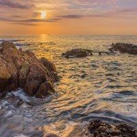 Tossa de Mar (Costa Brava)_Sunrise 06 :: Виктор Готлиб