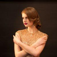 Женщина в золотом :: PFF _